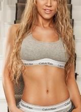 London Busty Tall Blonde Escort Annais
