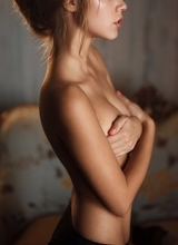 exclusive expensive young blonde london escort Maria