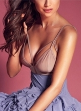 London Very Tall Busty Hungarian Brunette Outcall Escort Nora