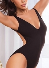 busty elite french escort girl in kensington London Stefany