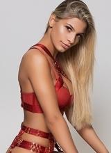 young blonde london escort open minded GFE Ester