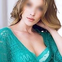 model london college girl VIP high class blonde Crystal