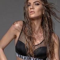 tall blonde london escort published swimsuit model ivanna