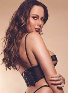busty london female escort big tits Amber 34D