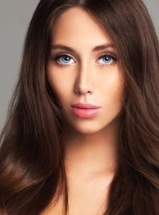 London Skinny Tall Brunette Russian Model Escort Alice