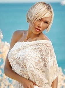 Milan Italy Tall Blonde Model Escort Lolita