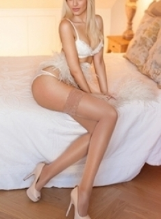 London Blonde Busty Slim Lebanese Escort Noura