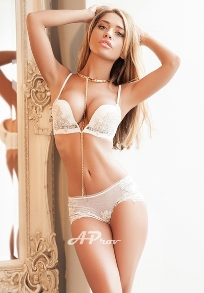open minded a-level tall blonde class london escort emma at Aprov Agency SW7