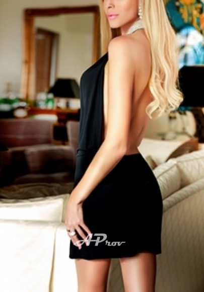 Mayfair London English Tall Busty Blonde Elegant Escort Belle
