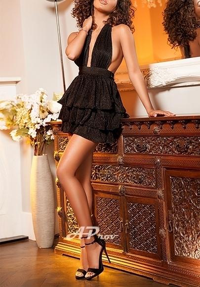 Sexy High Class Black Brazilian Escorts Hong Kong Fabiana