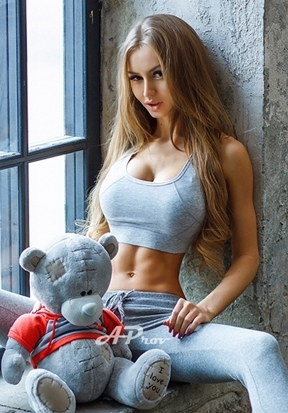 Fitness Model Escort Carolina in Moscow