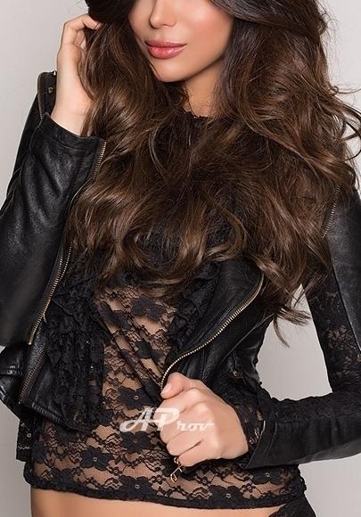 Sexy Slim Spanish Brunette London Escort Erika