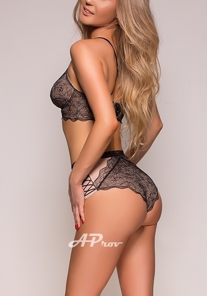 Moscow Slim Petite Blonde Escort Anette