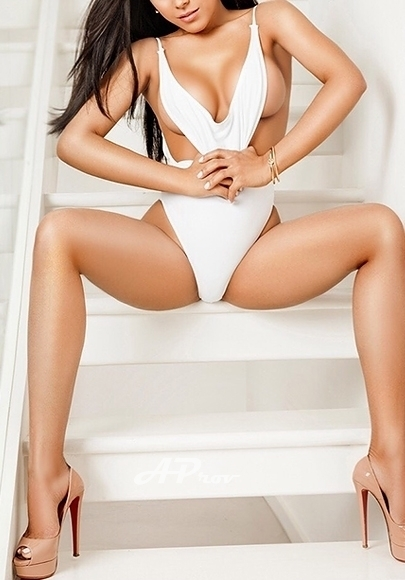 Petite Latin Chelsea Elite London Escort Girl Olivia at Aprov Agency
