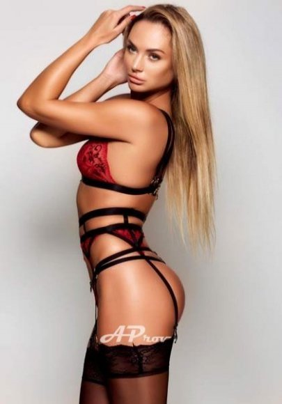 elite London escort professional model tall high end Klaudia