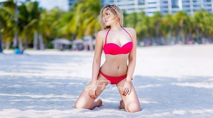 London Vip Tall Russian Model Escort Alicia